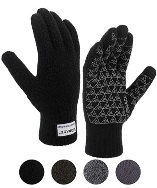 ViGrace Winter Warm Touchscreen Gloves Deals