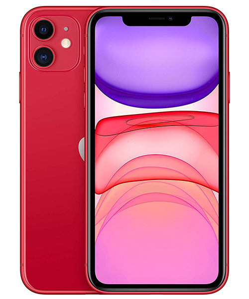 Apple iPhone 11 with 64 GB Internal Storage (Red) Deals