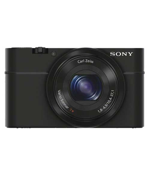 Sony Cyber-shot RX100 with 20.2-Megapixel Digital Camera Deals