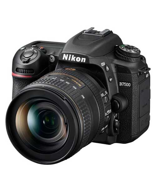 Nikon D7500 DSLR Camera with AF-S DX NIKKOR Deals