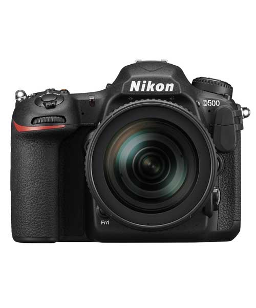 Nikon D500 DSLR Camera with 16-80mm Lens Deals
