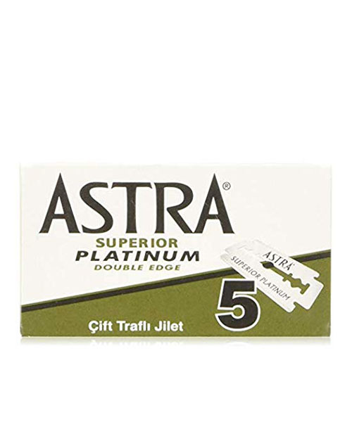 Astra Platinum Double Edge Saf
