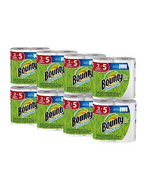Bounty White Paper Towels Deal