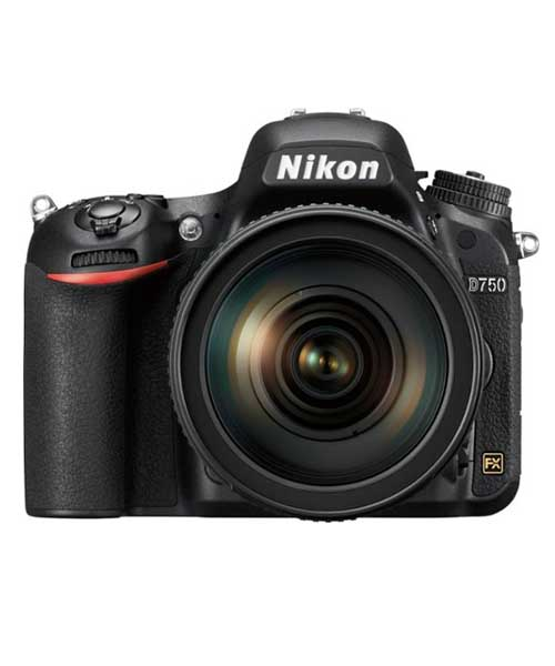 Nikon D750 DSLR Camera with AF-S NIKKOR Deals