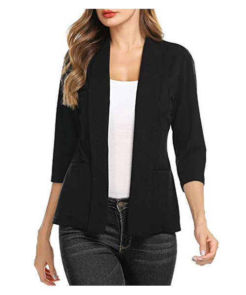Women's Lightweight Office Bla