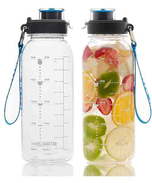 BOTTLED JOY BPA Free Water Bottle Deals