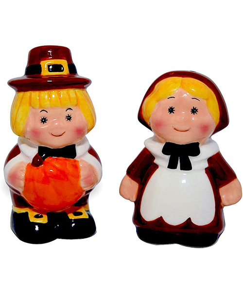Barclay's Buys Thanksgiving Salt and Pepper Shakers Deals