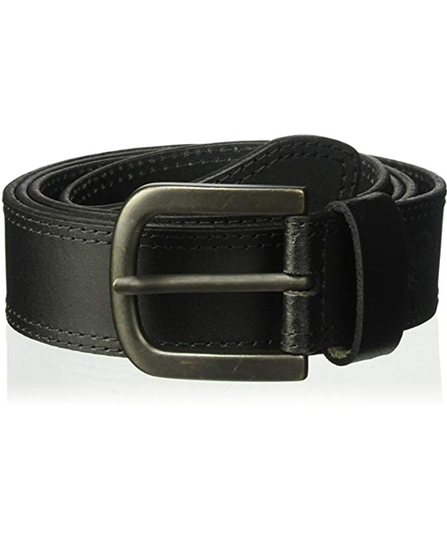 Dickies Jeans Belt with Stitch Design and Prong Buckle Deals