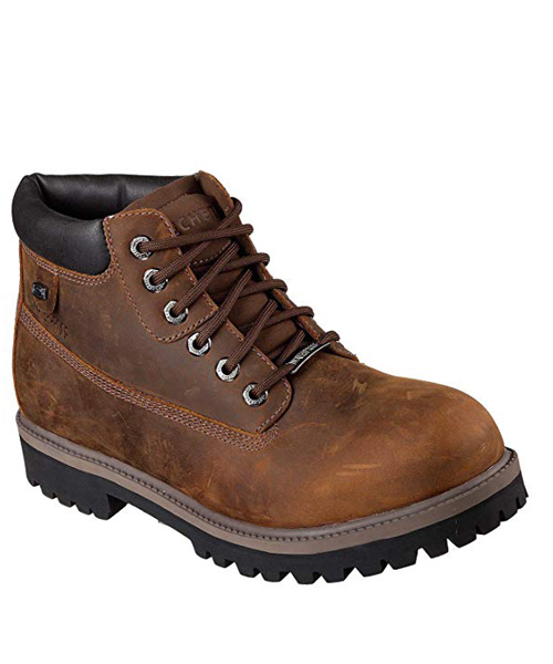 Skechers men boot deal