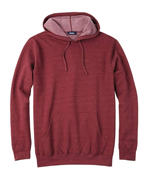 KingSize Men's Fleece Pullover Hoodie Deals