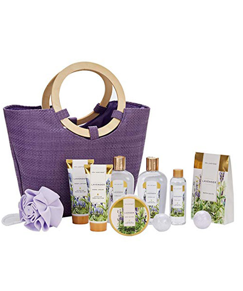 Gift Basket Set for Women's De