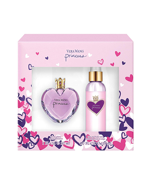 Vera Wang Princess 2Piece Gift Set With 1 Oz Eau De Toilette Deals