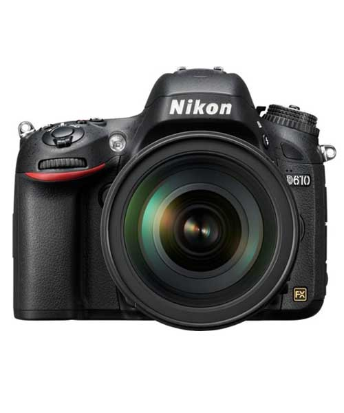 Nikon D610 DSLR Camera with 28-300mm VR Lens Kit Deals