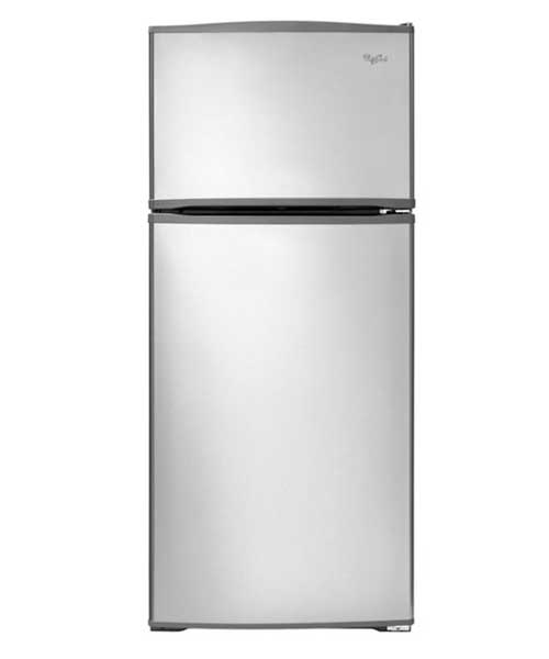 Whirlpool Top-Freezer Refriger