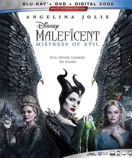 MALEFICENT-MISTRESS-OF-EVIL-Blu-ray Deals