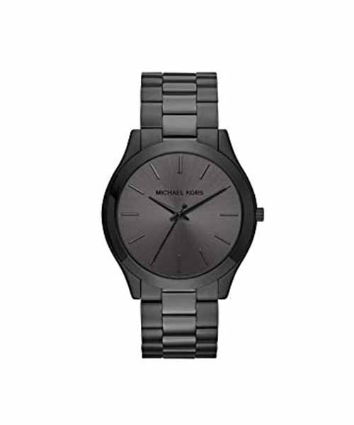 Michael-Kors-Men-Slim-Runway-Quartz-Watch Deals