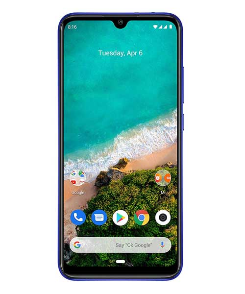 Xiaomi Mi A3 with 4 GB RAM and
