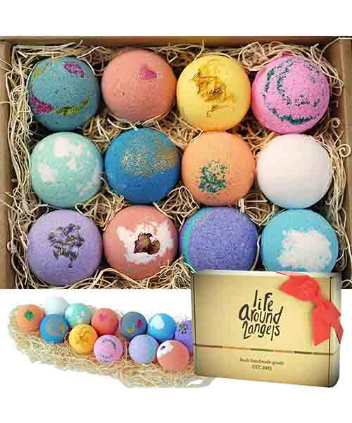LifeAround2Angels-Bath-Bombs-Gift-Set Deals