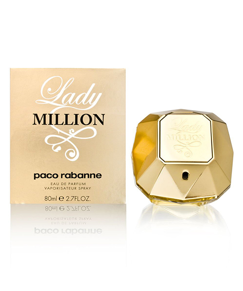 Lady Million by Paco Rabanne, Eau de Perfume Spray Deals