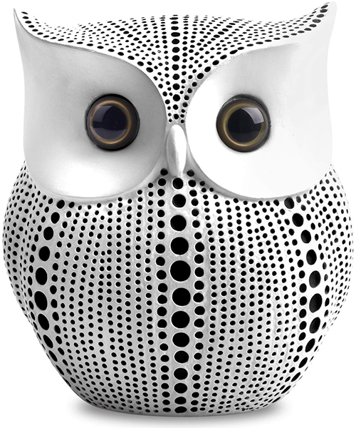 APPS2Car  Small Crafted Buho Figurines Owl Statue Deals