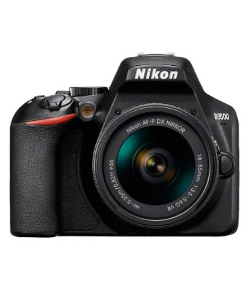 Nikon D3500 with 18-55mm Kit (Black) Deals