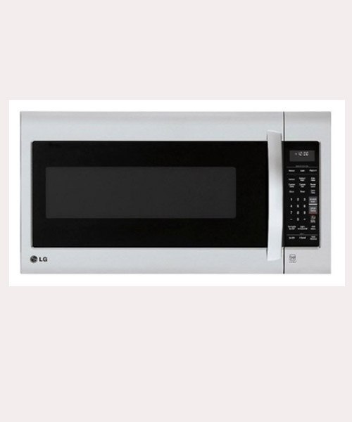 LG –Over the Range Microwave 2.0 cu.ft stainless steel Deals