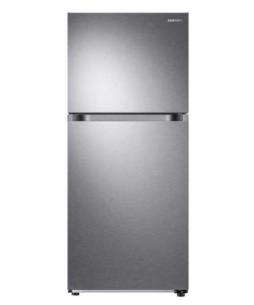 Samsung - 17.6 Cu. Ft. Fingerp