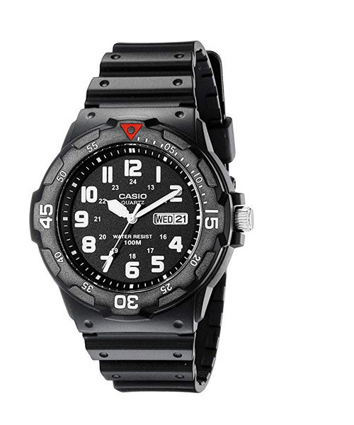 Casio men watch deal