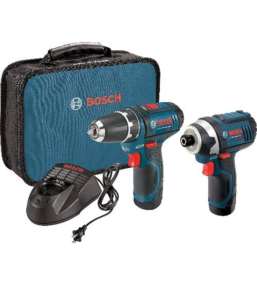 Bosch Power Tools Combo Kit CLPK22-120 Deals