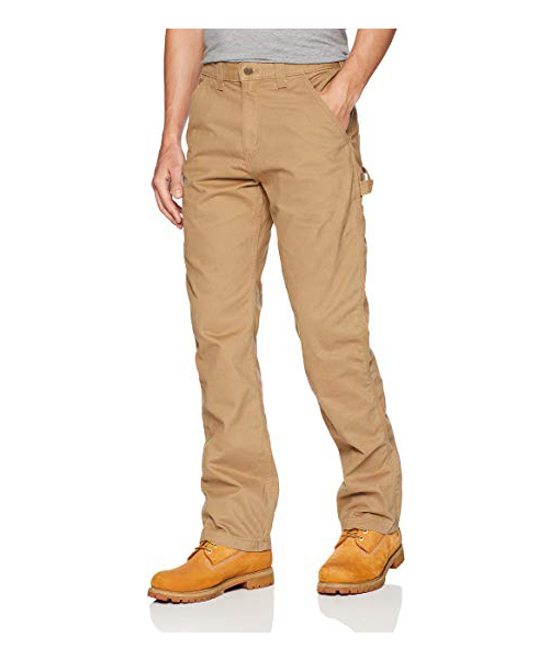 Carhartt Men's Relaxed Fit Twill Dungaree Pant Deals