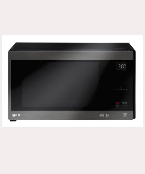 LG STUDIO Convection Over the Range Microwave with Sensor cooking 1.7 cu.ft Deal