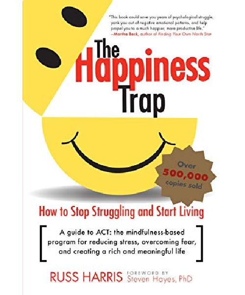 The Happiness Trap: A Guide to Act- Kindle Edition Deals
