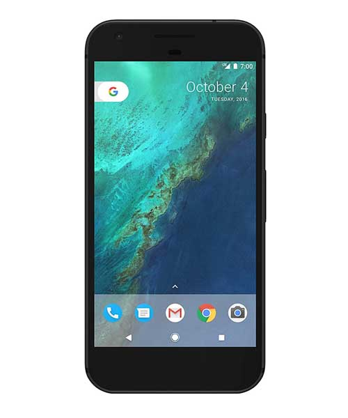 Google Pixel XL with Unlocked