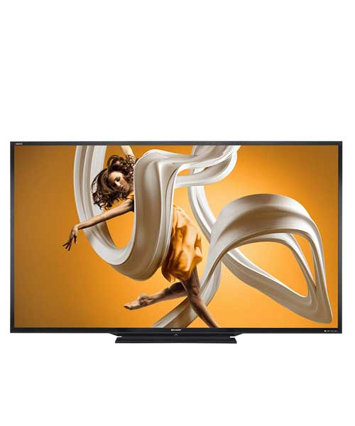 Sharp LC-90LE657U Aquos HD 1080p 120Hz 3D Smart LED TV Deals