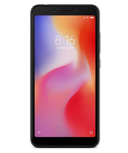Xiaomi Redmi 6 with Dual SIM G