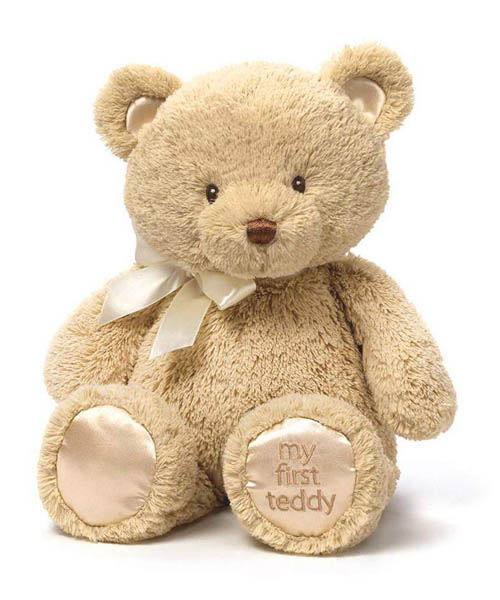 Baby-GUND-My-1-st-Teddy-Bear-Stuffed-Animal Deals