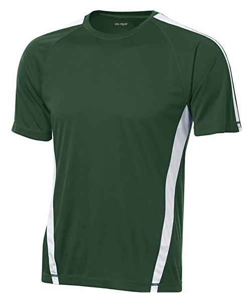 Joe's USA Men's Short Sleeve 2-Color Athletic T-Shirts Deals