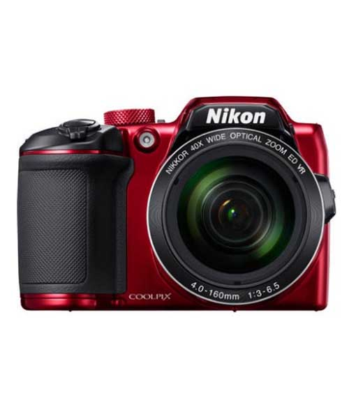 Nikon Red COOLPIX B500 Digital Camera Deals