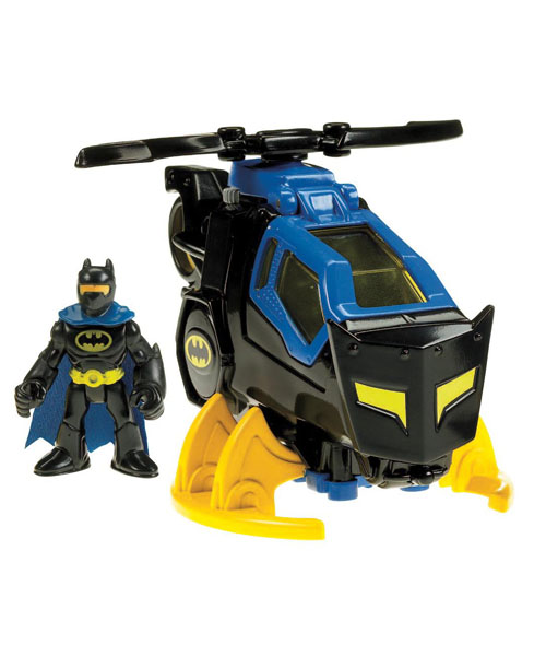 Fisher-Price Imaginext Batcopt