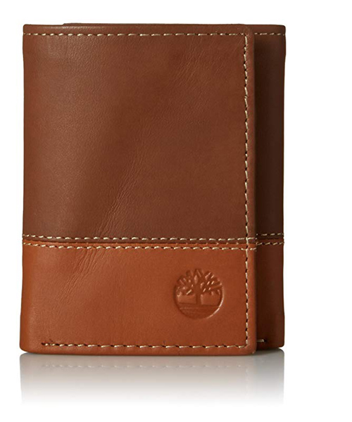 timberland men wallet deal