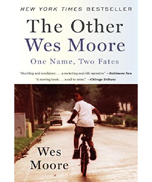 The Other Wes Moore: One Name, Two Fates- Kindle Edition Deals