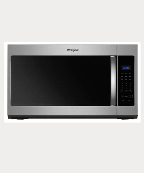 Whirlpool 1.7 cu.ft. over the Range Microwave- Stainless Steel Deals