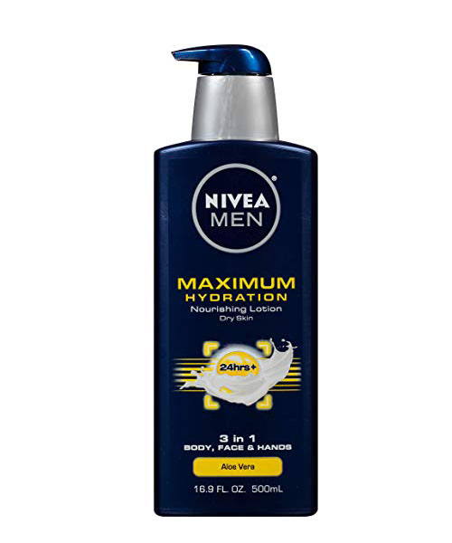 NIVEA Men Maximum Hydration 3-