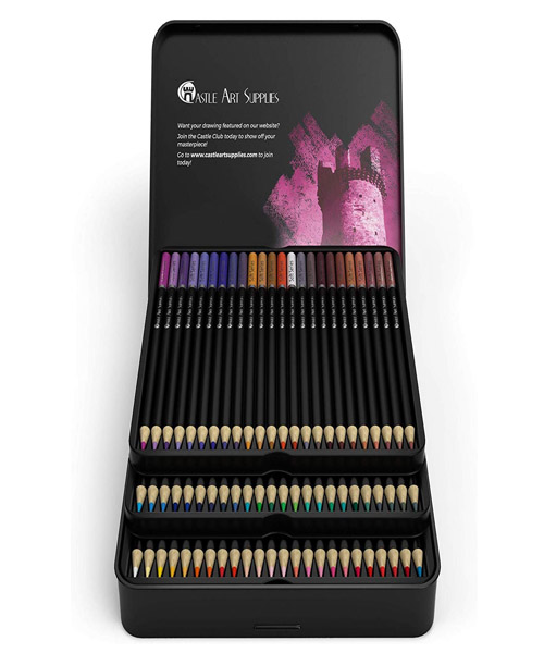 Castle Art Supplies Deal